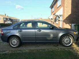 2006 Volvo S40 SE 1.8 Full spec model. Just 86100 miles on clock. Recent new clutch fitted & battery