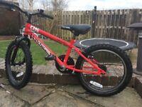 Apollo Outrage Kids Bike - 18inch Wheel
