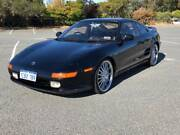 1990 Toyota MR2 Coupe SW20 GT Black Targa 2l RWD *$68 per week Kenwick Gosnells Area Preview