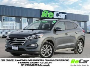 2018 Hyundai Tucson SE 2.0L AWD | HEATED LEATHER | BACK UP CA...