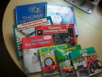 Thomas the tank collection of books (8) £6