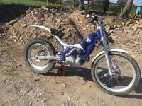 SCORPA SY250 2004 TRIALS BIKE not beta gasgas sherco