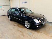 Mercedes e500 avantegarde 5.0 v8 auto estate very rare in immaculate condition 306 bhp