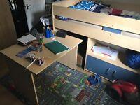 MULTI-FUNCIONAL KIDS BED