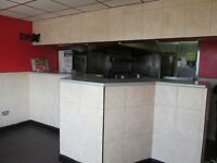 WELL ESTABLISHED HOT FOOD TAKEAWAY: EARLESTOWN: REF: G8724