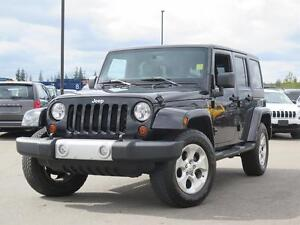 2013 Jeep Wrangler Dual Top! Touch Screen! Auto! 4x4!