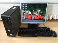 Dell Optiplex 745 Full Desktop PC In Excellent Condition With Office 2010