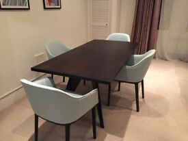 Luxury dinning table by Jean Prouvé