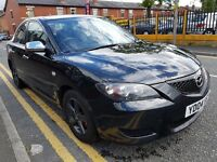 2004 Mazda3 1.6 TS 4dr Saloon, great car for a family, Nice clean car, £795