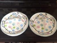 Pair of aga covers