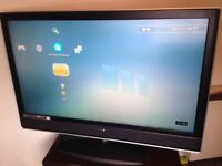 "Sony 46"" LCD Bravia 1080p TV kdl-46w2000 with remote genuine good condition"