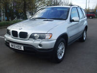 X5 BMW 51 plate 4x4 looks and drives lovely perfect for all weather