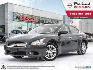 2013 Nissan Maxima 3.5 SV ONE OWNER!