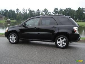 2005 Chevy equinox for sale