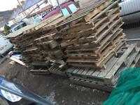 PALLETS NEED GONE