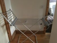 *free* Heated Clothes Airer