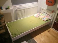Ikea Single toddlers bed / NO Mattress - MUST GO THIS WEEK!