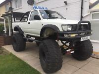 Toyota hilux monster truck
