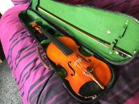 violin 7/8 or 3/4 violin ?