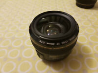 Canon EF 28mm 1.8 Lens - Excellent condition