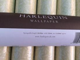 Harlequin wallpaper two separate types think in total 12 rolls