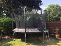 TP 12ft Trampoline in good condition