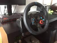 Logitech G29 PS4/PC