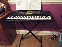 Yamaha electric organ YpT220