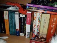 Ramdon Spanish books/novels