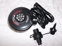 INTEX quick-fill pump for use in car cigareete lighter
