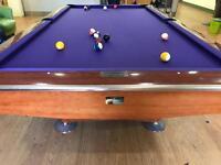 American Pool Table 9'