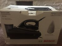 BOSCH TDS3525GB Steam Generator Iron - Black Bnib