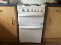 BEKO ELECTRIC OVEN HOB AND GRILL