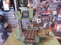 Emco FB 2 vertical milling machine. One owner great condition.