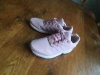 adidas torsion zx flux pink ladies trainers