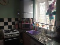 Two bed house swap for three bed house or large two bed house