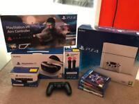 Complete PlayStation 4 VR setup (PS4 PSVR)