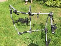 Halfords universal fit high mount bike rack