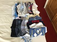 Boundle of Boys clothes size 6-9 months and pram suits