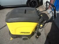 KARCHER SCRUBBER WASHER INDUSTRIAL FLOOR CLEANER BD 40/25 MODEL GREAT CONDITION