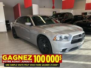 2014 Dodge Charger R/T**5.7L HEMI**AILERON**GPS**MAGS 20 PO NOIR