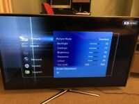 Samsung 55inch Smart tv for parts