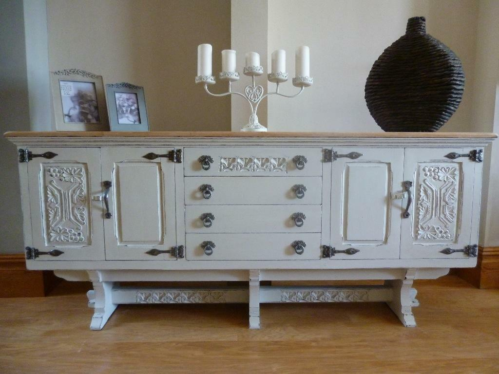 Solid oak sideboard jaycee buy sale and trade ads for Sideboard 1m