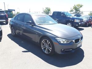 2013 BMW 3 Series 335i SPORT PACK XDRIVE CUIR TOIT MAGS NAV