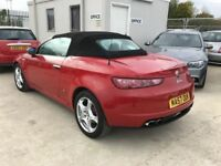 2007│Alfa Romeo Spider 2.2 JTS 2dr│2 FORMER KEEPERS│1 YEAR MTO│FULL MAINDEALER SERVICE HISTORY
