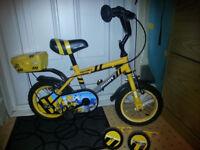 """12"""" apollo builder bike"""