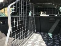 Travall Dog Guard & Boot Divider for BMW 5 series