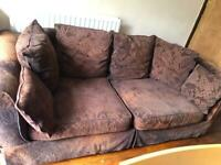 3 seater Sofa available for FREE