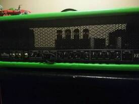 Peavey valveking tube guitar amp head, recently revalved and recovered