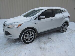 2013 Ford Escape SEL - LEATHER SEATS/4X4
